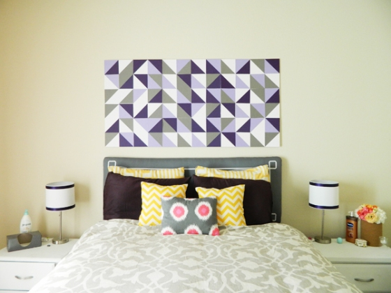 diy-geometric-bedroom-art-9